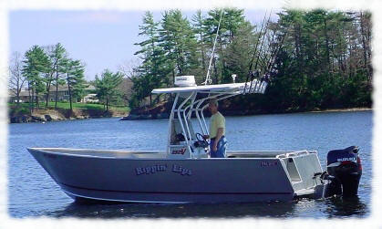 Maine Inshore family fishing trips